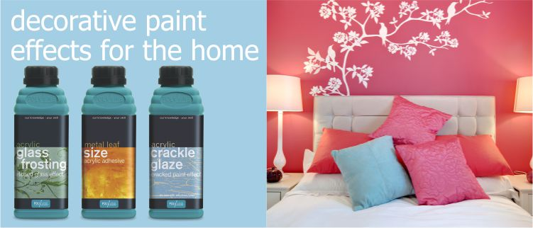 decorative paint effects for the home