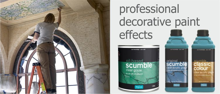 professional decorative paint effects