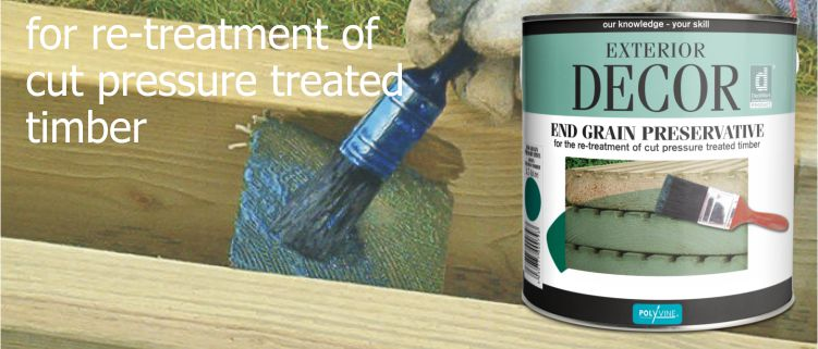 end grain preservative