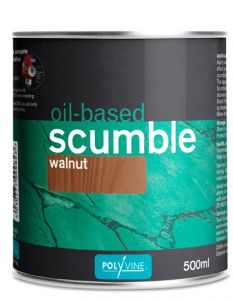 oil based scumble pre coloured 500ml
