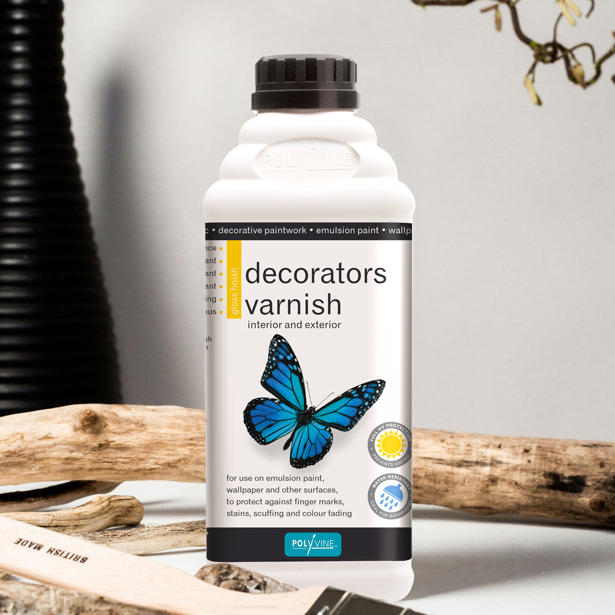 polyvine decorators varnish