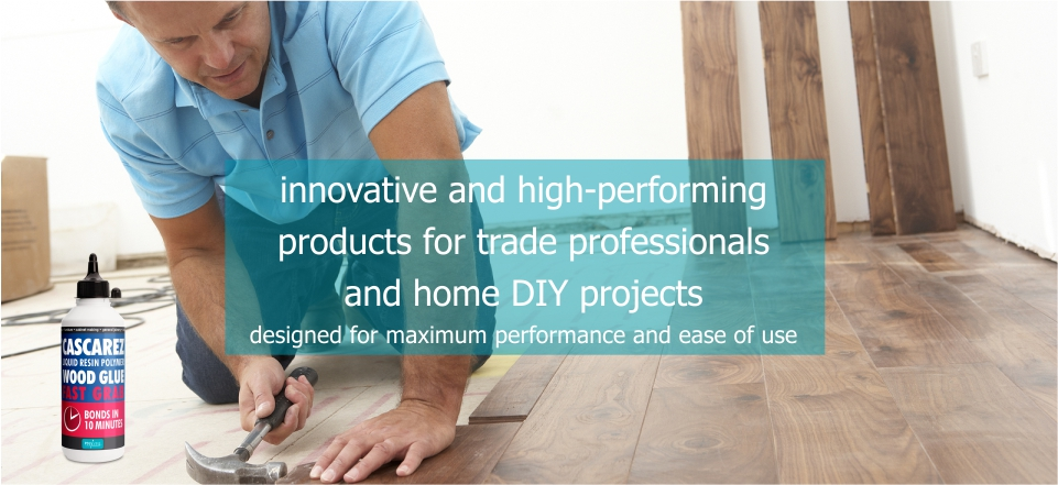 images/slideshows/home page/innovative and high-performing products for trade professionals and home DIY projects - wood glue.jpg